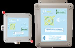 Poseidon Easy Battery APck